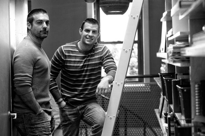 John Colaneri and Anthony Carrino