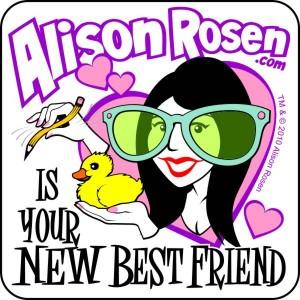 Alison Rosen Podcast